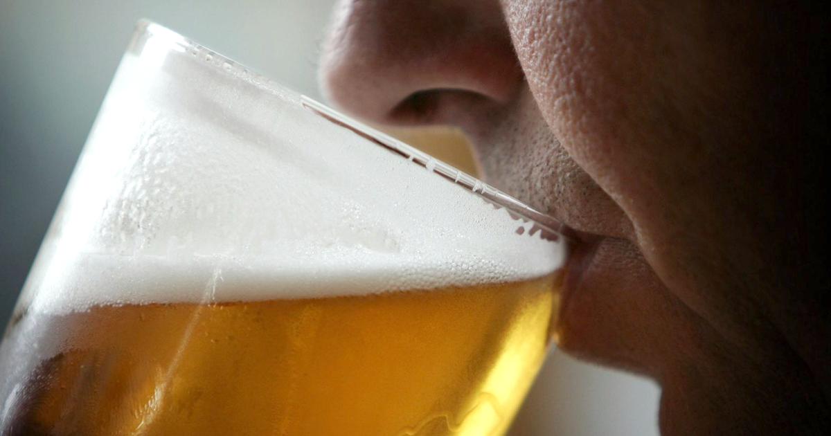Sabia que o consumo de álcool pode prejudicar o cérebro?