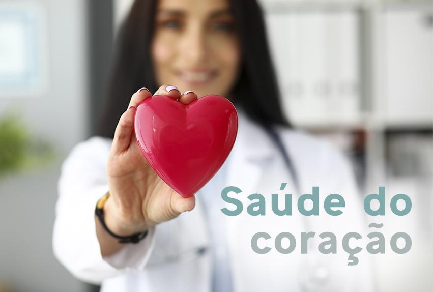 Mantendo a saúde do coração em dia